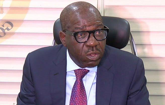 Governor Godwin Obaseki of Edo State
