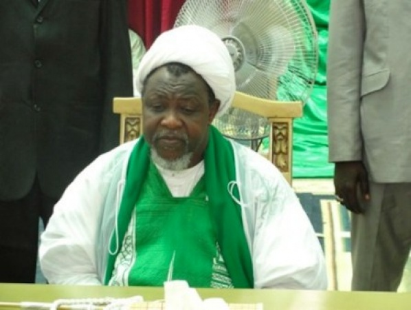 Ibraheem Zakzaky, the leader of Shiite Islamic Movement in Nigeria (IMN)