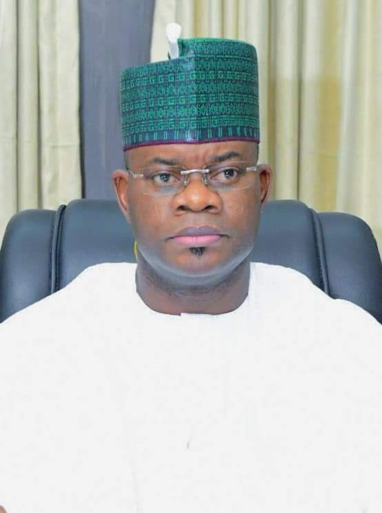 Governor Yahaya Adoza Bello of Kogi State.