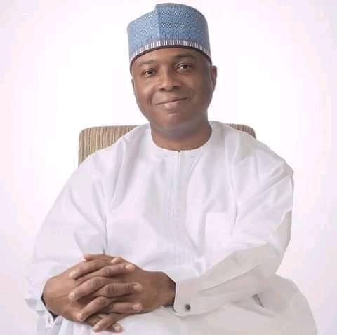 Former Senate President Bukola Saraki