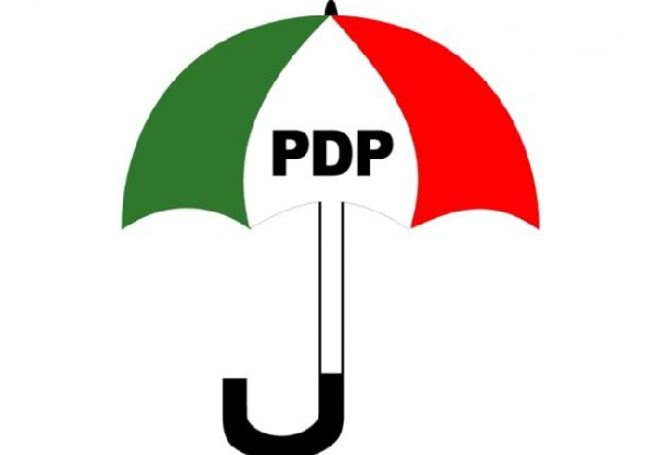 People's Democratic Party (PDP) Logo