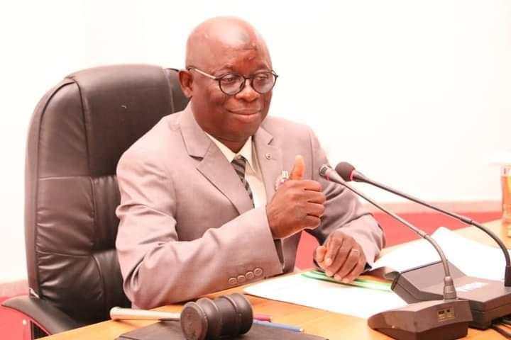 Speaker Nasarawa State House of Assembly Alh. Ibrahim Balarabe Abdullahi